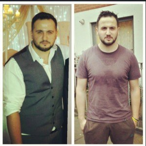 Weight Loss - Fatih lost weight with the Metabolic balance plan, London Nutritionist <a href=