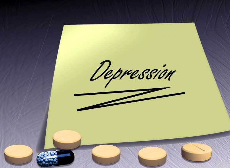 Nutritionist London - advice on depression & low seratonin, how nutrition can help reduce symptoms of depression